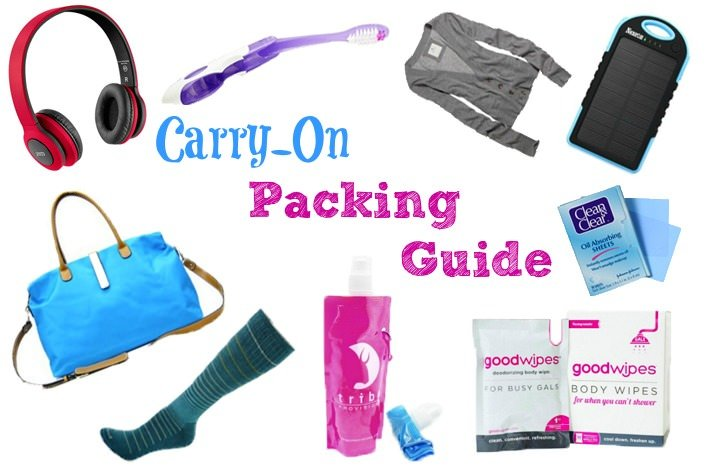 Carry-On Packing Guide for Travel