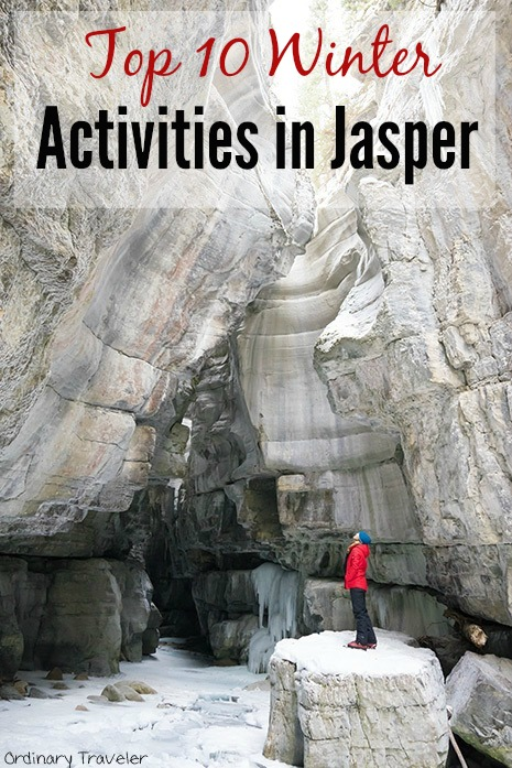 Top 10 Things to Do in Jasper in the Winter