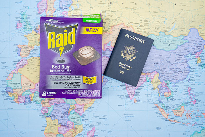 Bug-Protection Tips for Summer Travel