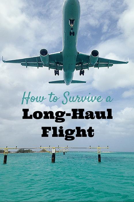 Long-Haul Flight Survival Tips