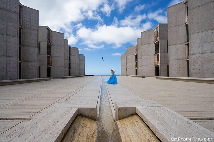 Salk Institute San Diego, California Photography