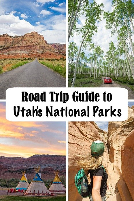 The Ultimate Road Trip Guide to Utah's National Parks