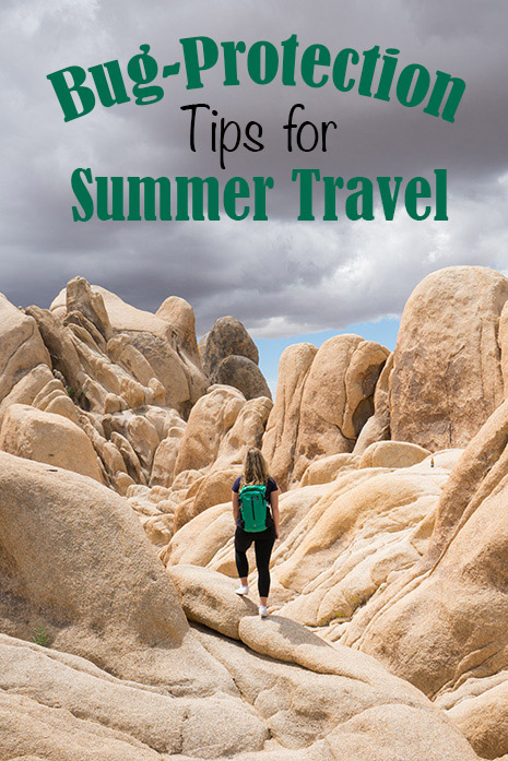 Bug-Prevention Tips for Summer Travel