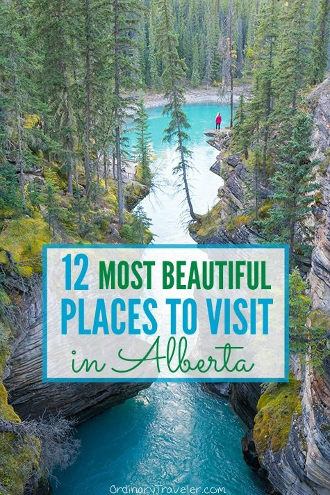 Alberta, Canada: The 12 Most Beautiful Places to Visit