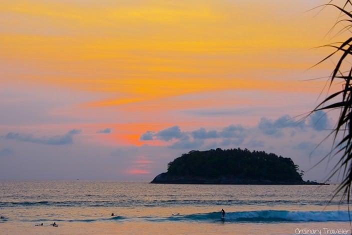 Budget Honeymoon in Kata Beach, Thailand