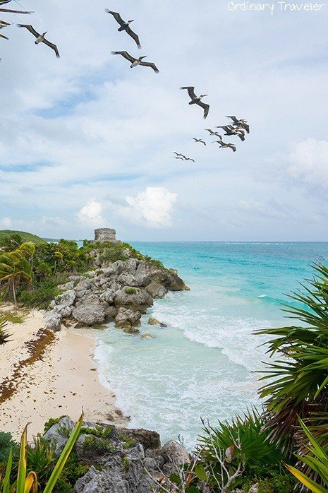 Budget Honeymoon in Riviera Maya, Mexico