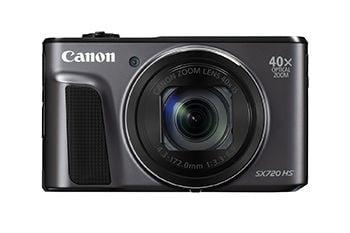 Best Travel Cameras - Canon PowerShot SX720