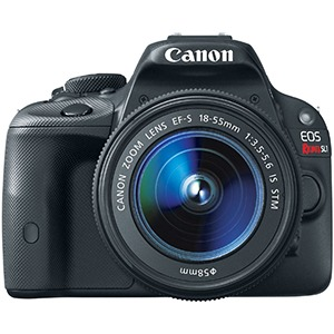 Best Travel Cameras 2017 Canon Rebel SL1