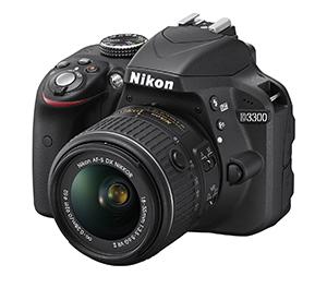 Best DSLR Travel Cameras of 2017 Nikon D3300