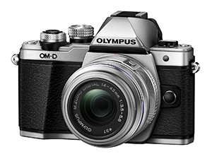 Best Travel Cameras Olympus OM-D E-M10 Mark II