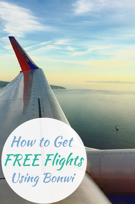 How to Use Bonwi to Get FREE Flights & Hotel Stays