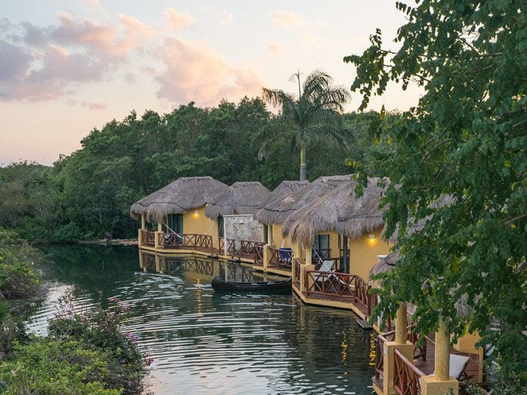 Staying at The Royal Suites Yucatán by Palladium