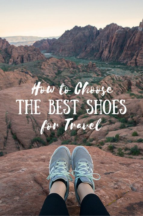 The Best Travel Shoes For Women 2019 - Tested By Travel Pros!