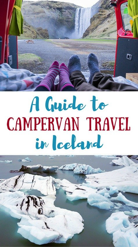 A Guide to Traveling Iceland in a Campervan