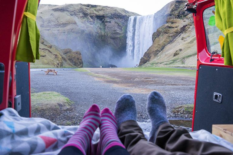 A Guide to Traveling Iceland in a Campervan - Need to Know Tips!