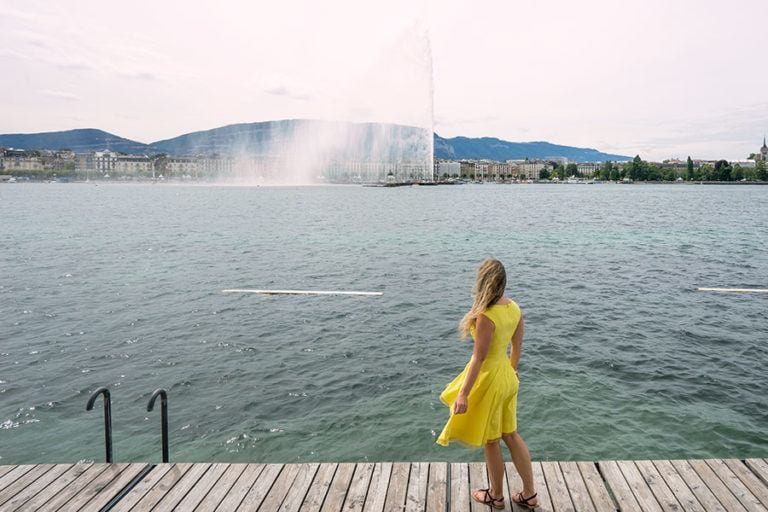 Travel Guide to Geneva, Switzerland