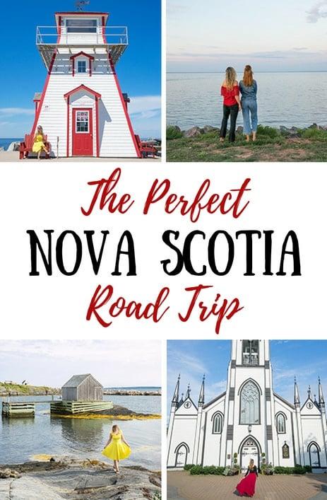 The Perfect Road Trip Itinerary in Nova Scotia