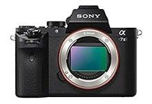 Sony a7ii Mirroless Camera