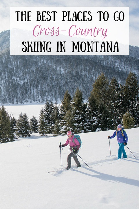 The Best Places To Go Cross-Country Skiing in Montana