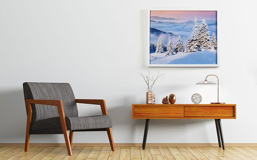 6 Beautiful Ways to Display Your Vacation Photos With Artmill