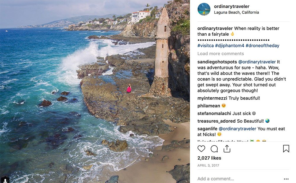 Instagram vs Reality: Behind The Scenes Of My Best Travel Photos