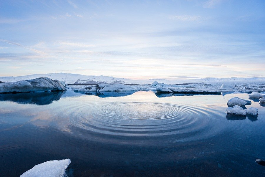 Best Photo Locations in Southern Iceland - Glacier Lagoon