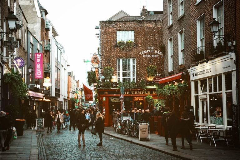 How to Spend a Long Layover in Dublin, Ireland