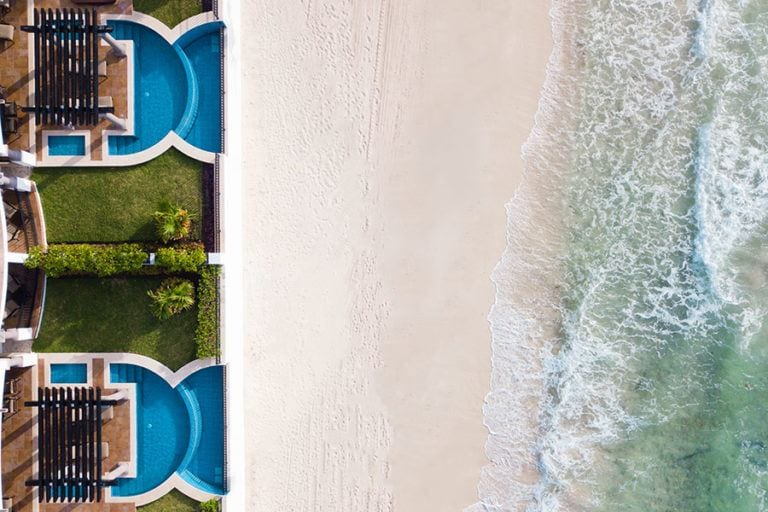 Staying at Grand Residences Riviera Cancun