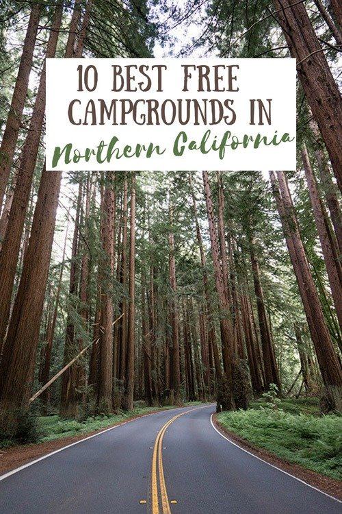 10 Best Free Campgrounds in Northern California