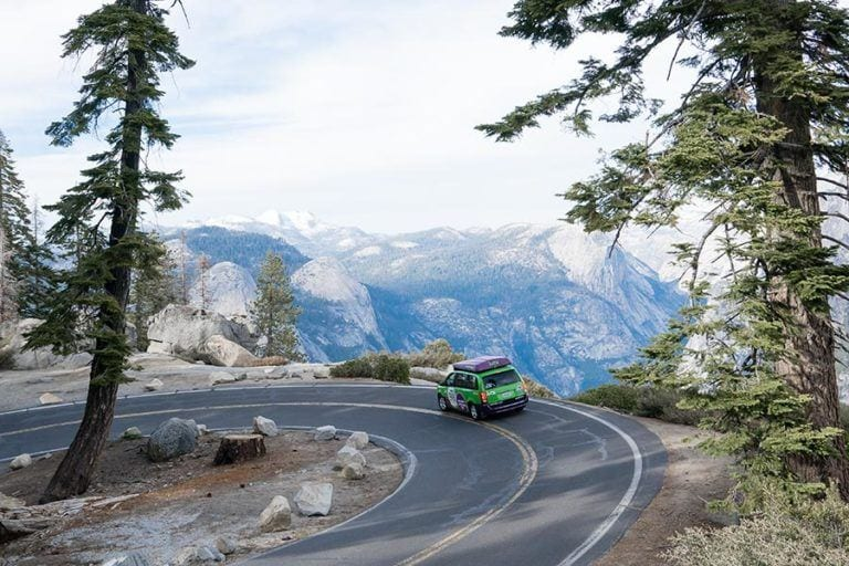 A Guide to Traveling California in a JUCY Campervan