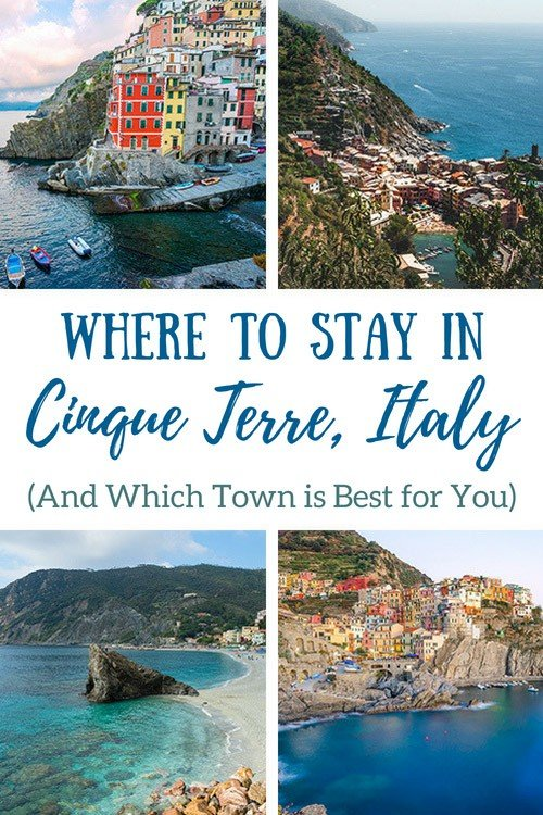 Where to Stay in Cinque Terre (And the Best Hotels in Each Village)