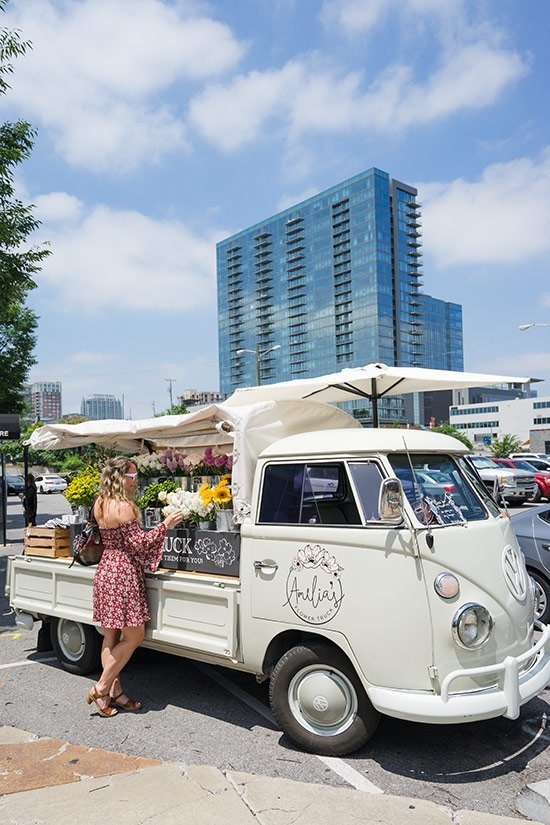 Best Places for Instagram Photos in Nashville, Tennessee