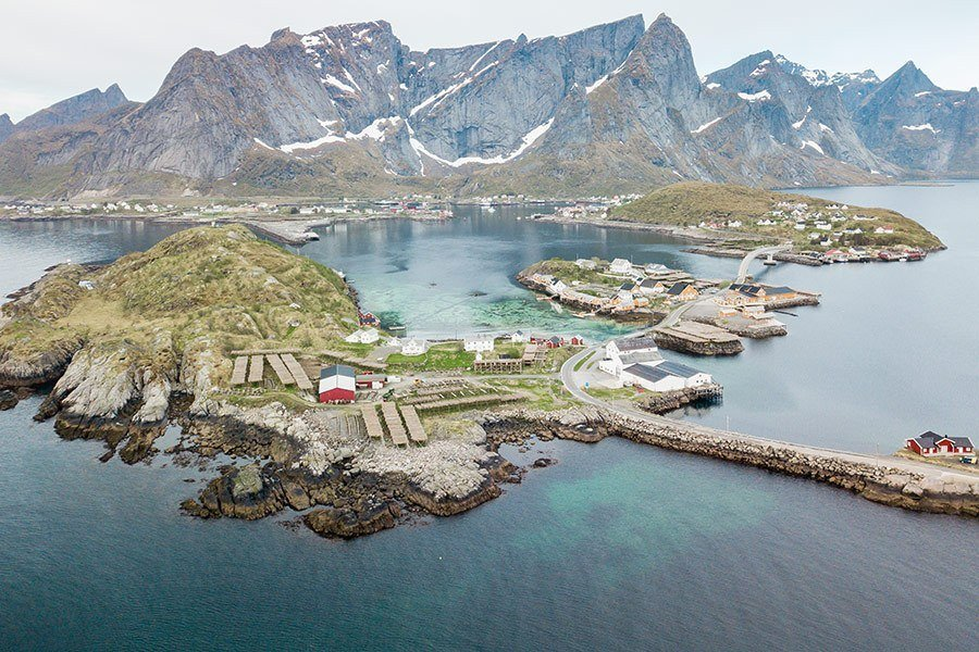 The Best Photo Locations in Lofoten Islands, Norway
