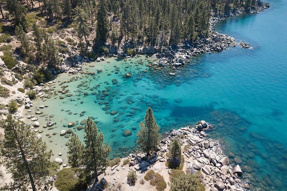 Prettiest South Lake Tahoe Beaches