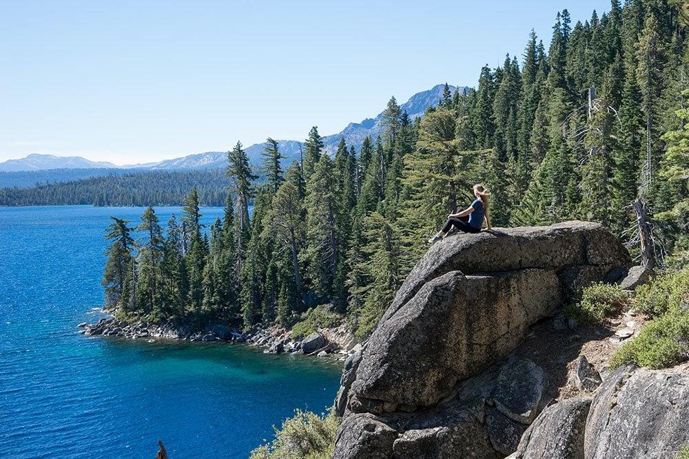 D.L. Bliss State Park - Rubicon Trail, South Lake Tahoe