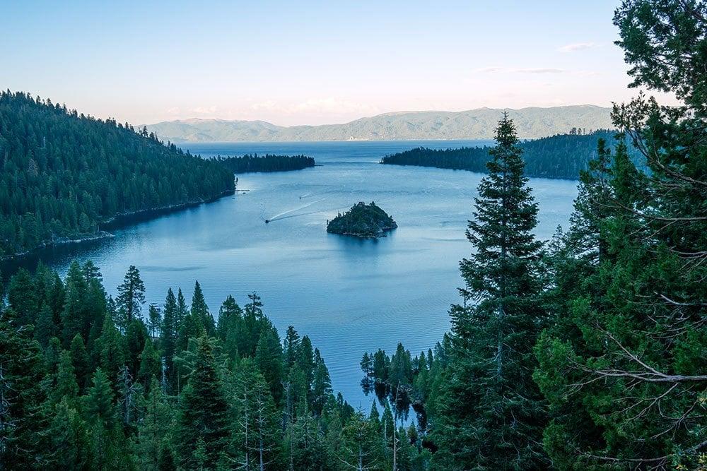 Emerald Bay - South Lake Tahoe, California