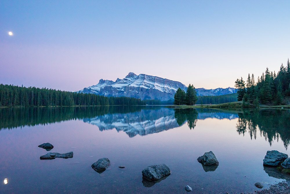 The Best Photography Spots in Banff National Park