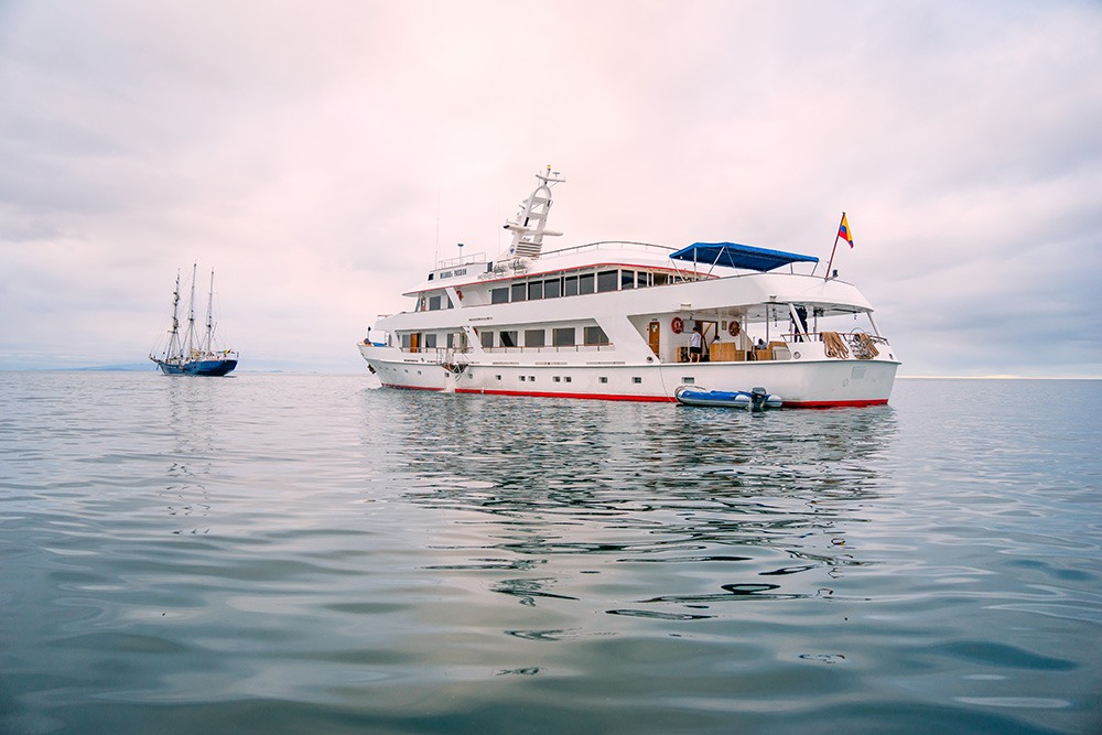 Galapagos Islands M/Y Passion Yacht