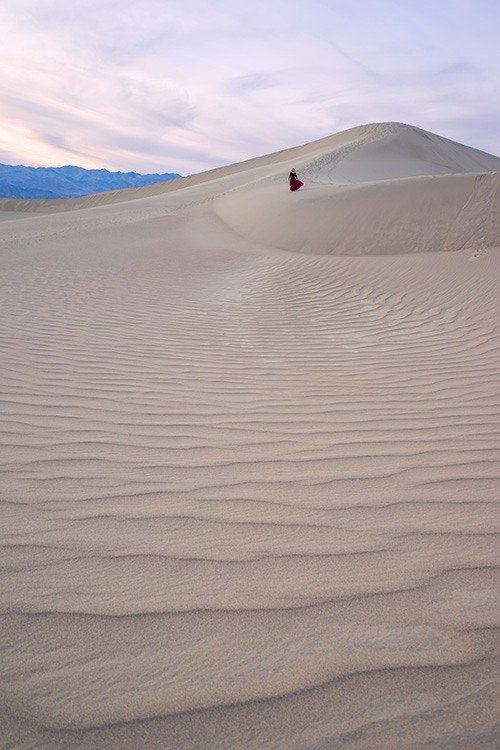 Mesquite Sand Dunes - Death Valley National Park Travel Guide (Tips And Must-Visit Sights)