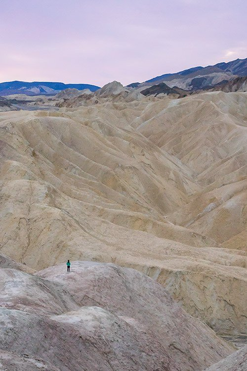 Death Valley National Park Travel Guide (Tips And Must-Visit Sights) - Zabriskie Point