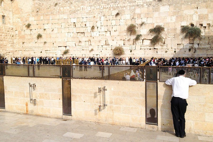 Western Wall, Israel - Most Spiritual Places on Earth