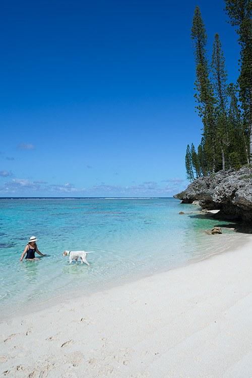 Tadine New Caledonia Yejele Beach Mare