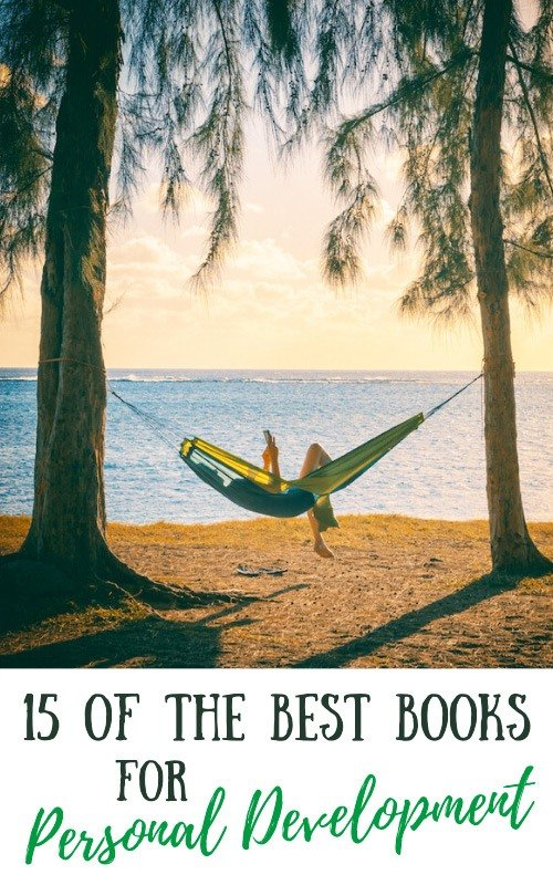 15 Of The Best Personal Development Books