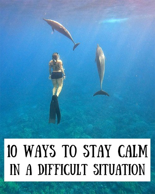 10 Ways To Stay Calm During A Crisis