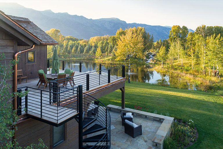Where to Book Luxury Rental Homes in Jackson Hole