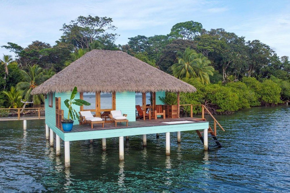The Best Overwater Bungalows Near The USA