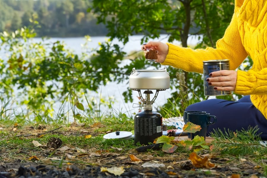 The Ultimate Guide To Vegan Camping